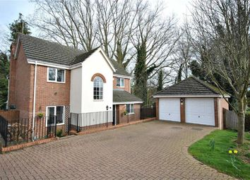 Thumbnail 4 bedroom detached house for sale in Cottage Gardens, Little Billing, Northampton