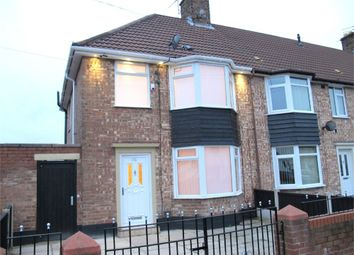 Thumbnail 3 bed end terrace house for sale in Mardale Road, Huyton, Liverpool, Merseyside