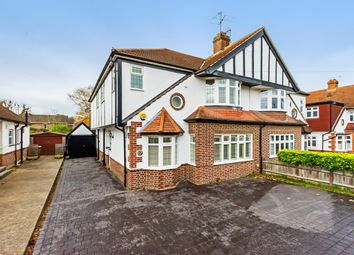 Thumbnail 5 bed semi-detached house for sale in Walton Road, Sidcup