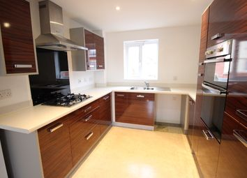 Thumbnail 3 bed town house to rent in Crown Road, Tewkesbury
