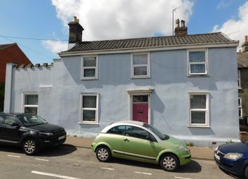 Thumbnail 4 bed semi-detached house for sale in Bury Street, Stowmarket