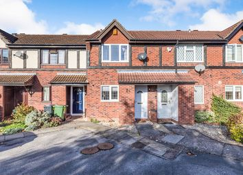 Thumbnail 2 bed terraced house to rent in Homestead Avenue, Wall Meadow, Worcester