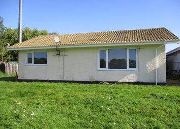 Thumbnail 2 bed detached bungalow to rent in Ystrad Rfc, Ynyscedwyn Road, Ystradgynlais, Swansea.