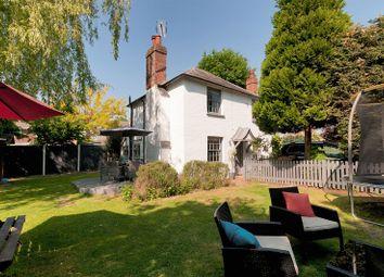 Thumbnail 3 bed detached house for sale in Five Oak Green Road, Five Oak Green, Tonbridge