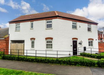 Thumbnail 3 bed link-detached house for sale in Bosworth Way, Leicester