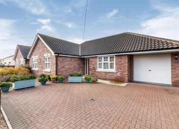 Thumbnail 3 bed detached bungalow for sale in Loddon Road, Ditchingham, Bungay
