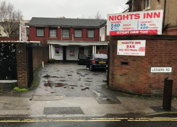 Thumbnail Hotel/guest house for sale in Ledgers Road, Slough, Berkshire