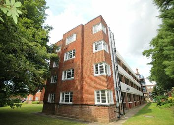 Thumbnail 2 bed flat for sale in Bishopric Court, Horsham