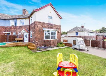 Thumbnail 3 bed semi-detached house for sale in Grange Lane, Maltby, Rotherham