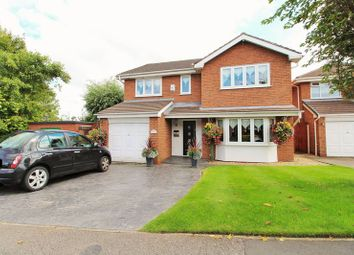 Thumbnail 4 bed detached house for sale in Swan Delph, Aughton, Ormskirk