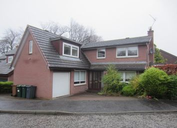Thumbnail 4 bed detached house to rent in Broomyknowe, Edinburgh