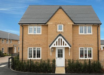 "Thumbnail 3 bedroom semi-detached house for sale in ""Morpeth 2"" at Bay Court, Beverley"