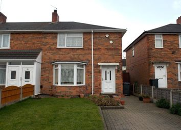 Thumbnail 3 bed terraced house for sale in Neston Grove, Stechford, Birmingham