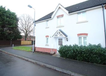 Thumbnail 1 bed flat for sale in King Edward Close, Calne