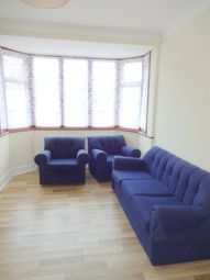 Thumbnail 3 bed maisonette to rent in St Augustine's Ave, Wembley, Middlesex