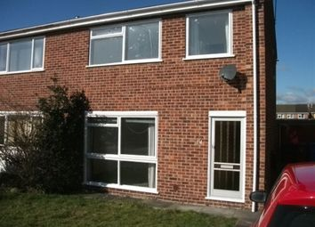 Thumbnail 3 bed property to rent in 14 Maypole Lane, Littleover, Derby