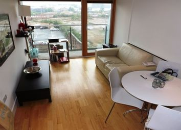 Thumbnail 1 bedroom flat to rent in La Salle, Clarence Dock, City Centre