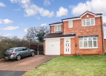 Thumbnail 4 bed detached house for sale in Hardy Close, Galley Common, Nuneaton