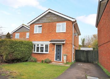 Thumbnail 3 bed detached house for sale in Oakwood Close, Warsash, Southampton