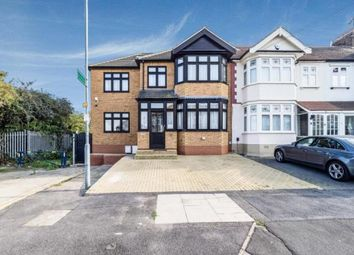 Thumbnail 5 bed semi-detached house for sale in Virginia Gardens, Barkingside, Ilford