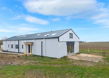 Thumbnail 5 bed barn conversion for sale in Folkingham Road, Pickworth, Sleaford, Lincolnshire