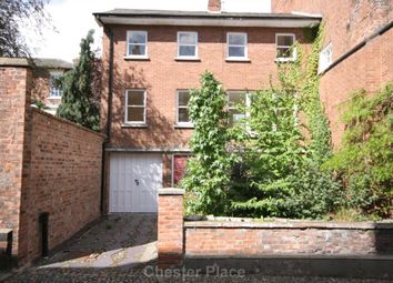 Thumbnail 3 bed town house to rent in Abbey Street, Chester