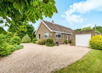 Thumbnail 2 bed detached bungalow for sale in High Toynton, Horncastle