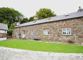 Thumbnail 2 bed barn conversion for sale in The Old Milking Parlour, New Moat, Clarbeston Road, Haverfordwest, Pembrokeshire