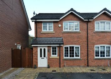 Thumbnail 3 bed end terrace house for sale in The Hawthorns, Cabus, Preston, Lancashire