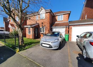 Thumbnail Semi-detached house for sale in Crosslee Road, Blackley, Manchester