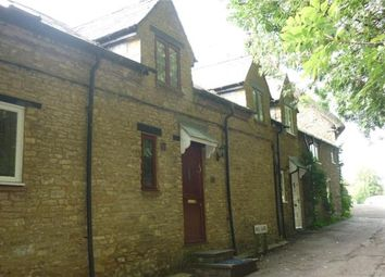 Thumbnail 2 bed terraced house to rent in Mill Race Cottage, Mill Lane, Odell
