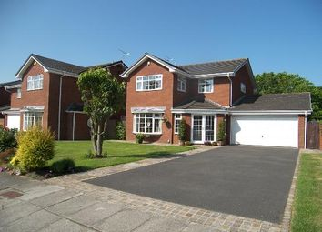 Thumbnail 4 bed detached house for sale in Elsworth Close, Formby, Liverpool