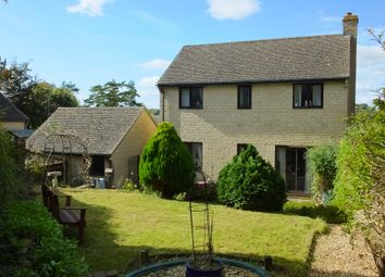 Thumbnail 3 bed detached house for sale in The Ridge, Bussage, Stroud