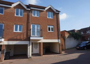 Thumbnail 2 bed end terrace house for sale in Vicarage Hill, Alton, Hampshire