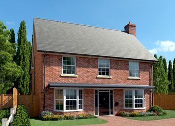 Thumbnail 4 bed detached house for sale in The Woodyard, Oak Street, Deal