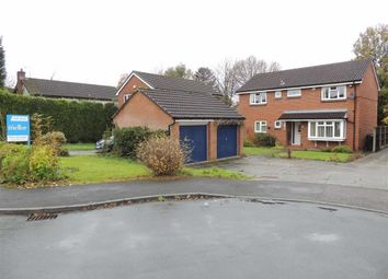 Thumbnail 4 bedroom detached house for sale in Abbotsleigh Drive, Bramhall, Stockport
