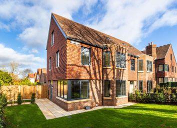 Thumbnail 4 bedroom semi-detached house for sale in Burdon Lane, Cheam, Sutton