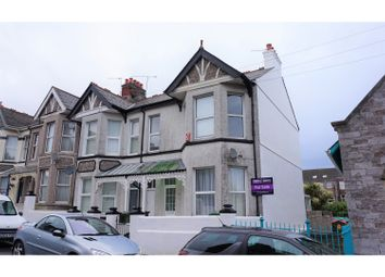 Thumbnail 4 bed town house for sale in Beauchamp Road, Plymouth