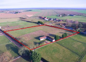 Thumbnail Equestrian property for sale in Common Lane, North Somercotes, Louth