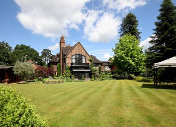 Thumbnail 7 bed detached house to rent in Camp End Road, St. Georges Hill, Weybridge
