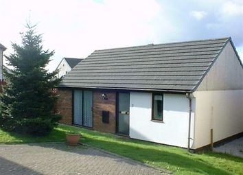 Thumbnail 2 bed bungalow to rent in Kingsley Court, Fraddon, St. Columb