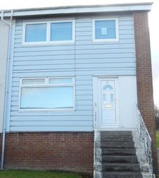 Thumbnail 3 bed end terrace house to rent in Vorlich Wynd, Newarthill, Motherwell