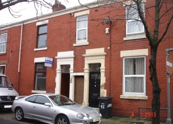 Thumbnail 3 bed terraced house to rent in Norris Street, Preston