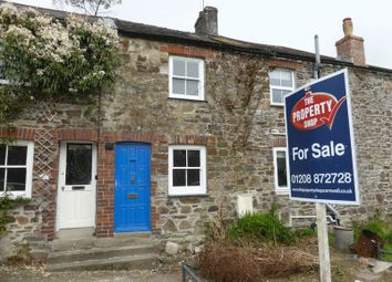 Thumbnail 1 bed terraced house for sale in The Moors, Lostwithiel