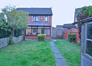 Thumbnail 3 bed semi-detached house for sale in Betula Court, Hull, North Humberside