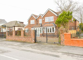 Thumbnail 5 bed detached house for sale in Moss Lane, Windle, St Helens