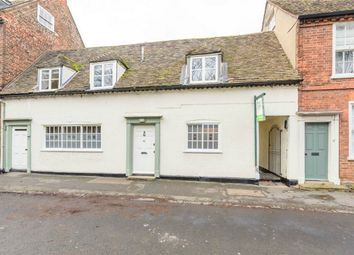 Thumbnail 3 bedroom cottage to rent in York Yard, High Street, Buckden, St. Neots