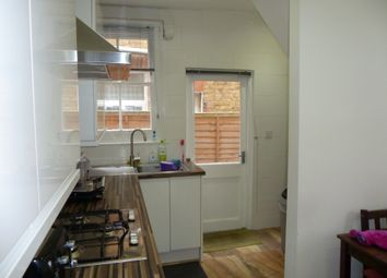 Thumbnail 1 bed flat to rent in Trentham Street, Southfields