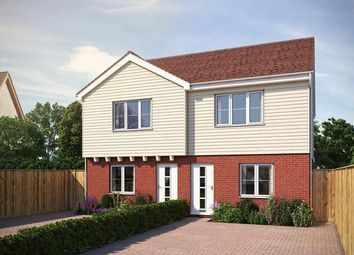 Thumbnail 3 bed semi-detached house for sale in Stocks Lane, Brentwood, Essex