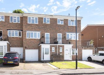 Thumbnail 3 bed terraced house for sale in Hillview Close, Purley